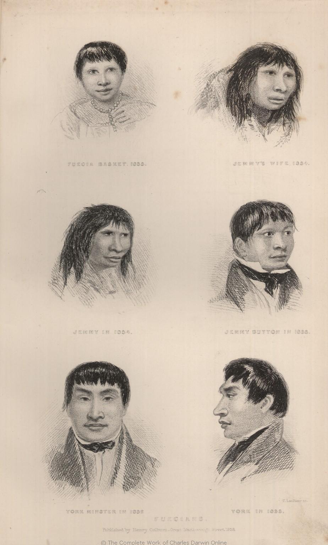 5fdf810d554e Darwin s Descriptions of the Fuegians and Patagonians