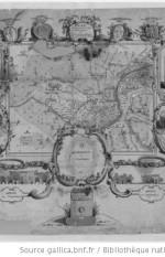 Plan-de-la-cité-et-de-la-ville-de-Périgueux-et-carte-topographique-du-territoire-de-leur-seigneurie